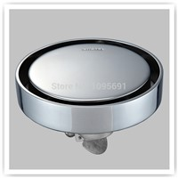 High quality 100mm SUS 304 Stainless steel Round Mirror light Invisible deodorize floor drain ,Insert Ceramic tile floor drain