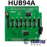 HUB94A / HUB94 Conversion Card HUB94 Adapter with 8*hub94 port for led screen display module controller