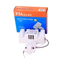 FSL CFL Fluorescent Ballasts for 2-shape Ceiling butterfly tube 2D tube square tube electronic ballast 21W