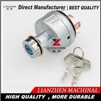 Gas fire ignition switch for Daewoo Doosan excavator 2549-1153B