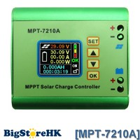 DC-DC Solar Charge Controller MPPT 10A for 24V 36V 48V 60V 72V  Lithium Battery Charge Management DC-DC Step-Up Power