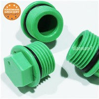 PPR PLASTIC MALE  PLUG FOR WATER .20 pieces