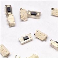 10PCS 3x6x3.5mm SMT SMD Tact Tactile Push Button Switch SMD Surface Mount Momentary MP3 MP4 MP5 Tablet PC power button switch