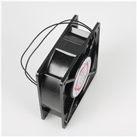Hatching machine cooling fan 12 * 12 * 3.9cm Industry Incubator Dedicated Fan Accessories Metal Fan Incubation