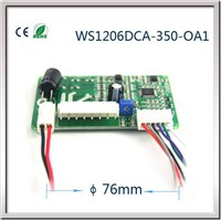 Brushless DC Fan motor Driver board 12V Brushless dc motor controller DC motor speed regulator stepper motor driver controller