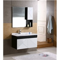 Bathroom Vanities With Ceramic Sink For European Style Furniture