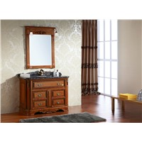 Hot sale classic bathroom furniture and new design cheap bathroom vanity