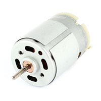 Hot saleRS380 DC 1.5-18V 30000RPM Micro Motor 38x28mm for RC Model Toys DIY, Silver