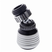 360 Rotate Swivel Faucet Nozzle Filter Adapter Water Saving Tap Aerator Diffuser Nice Gifts