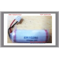 FX2NC-32BL PLC Lithium Battery ER10/28 3.6V Plug New Original