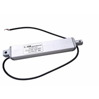 SOVik 50mm Stroke Mini Multi-function Linear Actuator 12V DC 250N Max Lift Electric Motor In-line Square Tubular Designed