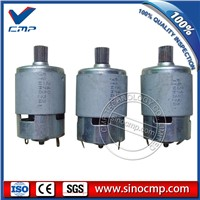 E320L 320L Excavator Throttle Motor Electric Motor, Accelerator