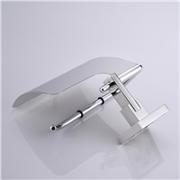 SUS 304 Stainless Steel Paper Box Roll Rolder Clamshell Toilet Paper Holder Tissue Box Bathroom Accessories
