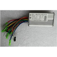 250W 48V/60V  DC 6 MOFSET brushless controller, BLDC motor controller / E-bike / E-scooter / electric bicycle speed controller