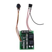 2000W PWM DC Motor Speed Controller Reversible Switch Adjustable Governor 12V 24V 36V 48V Reversible Motor Governor