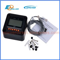 Black White colors MT50 remote meter Solar regulator 20A 20amp MPPT Tracer2210A for 12v 24v auto work