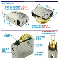 Stainless steel type 73 aluminum alloy doors and Windows pulley