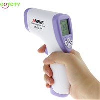 Digital LCD Non-contact IR Infrared Thermometer Forehead Body Temperature Meter  828 Promotion