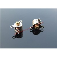 5 pcs two-phase four wire BJ04 mini stepper motor with 9 tooth 6mm*7mm mini motor for digital camera