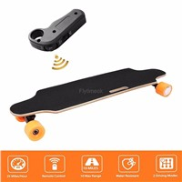 300W Electric Skateboard Dual Motor Longboard Skate Board Scooter with Wireless Bluetooth Remote Control