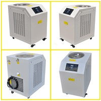 Wuhan  Laser water chiller cw5000 water chiller for laser for cooling