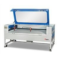 double laser head Laser engraving machine/cutting machine