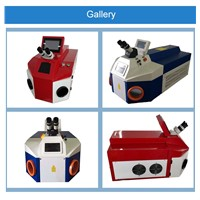 Jewelry&ring camera type Laser Welding Machine good price CCD welding system