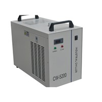 water chiller for laser marking machine CW 5200 water cooling stystem 750w radiator price