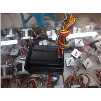 New Leashine 2-phase Hybrid stepper motor 57HS13 Standard NEMA 23 dimensions out 1.3NM motor 8 wires two motion model