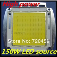 Led high power 150w highlight the light source lamp beads 150w light source  chip Copper plating silver big support