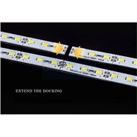 100m/lot 1M 72 led SMD 5630 bar light DC12V non-waterproof LED Rigid strips Aluminum Alloy Led Strip light For Cabinet