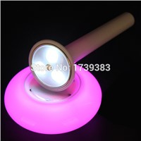 5pcs/lot Ceramic Vase LED Color Changing Vase Mood Light Touchscreen Holiday flashlight emergency For Party Disco Decoration