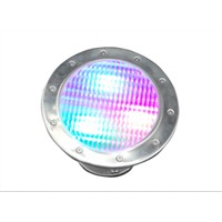 IP68 structure waterproof stainless steel 3w led pool light DC12v led underwater lighting red green blue white rgb available
