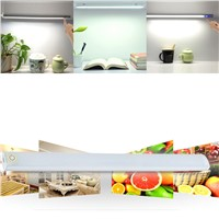 New Adjustable Brightness 21 LED Bar Light Lamp Touch Switch Kitchen Wardrobe