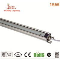2017 Sales led wash wall 100cm Long 15w Flat Aluminum Led Linear Bar Light with Function 24v for Marine light 1pcs/lot
