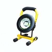 30W Rechargeable Floodlight LED Portable Floodlight IP65 LED Floodlight AC110-240V Outdoor Lawn Lamp 24LED Work Light Flood Lamp