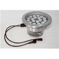 144W 18x8w 304 stainless steel 4 in 1 RGBW led underwater light with CE RHOS