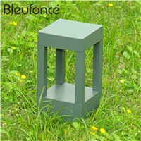 Lawn Light Aluminum Waterproof IP65 Pillar Light Stigma lamp Fence lights column lights Gate courtyard garden lamps  NB67