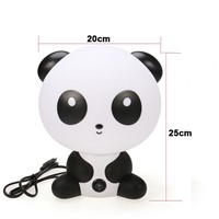 Cartoon Night Light Baby Room Panda/Rabbit/Dog/Bear Night Lights Kids Bed Lamp Sleeping Night Lamp Table Lamp