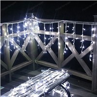 Romantic 33 m 300 leds stars of Christmas Day lights IPL brightness long life curtain light