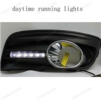 Auto part car accessory For V/W golf 5 2003-2009 LED DRL daytime running light lamp top quality