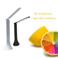 1PC Hotline Table Lamps Folding Table Lamp Touch USB Rechargeable Eye Table Desktop LED Table  Lamp High Quality