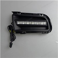 hot sales car DRL For M/azda 6  2004-2010 daytime running lights Car styling