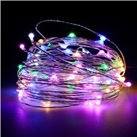 OSIDEN 5M 10M 33Ft DC Strings Light Led Christmas Lights Outdoor Waterproof DC12V Christmas Fairy strip Lights Cooper Wire Strip