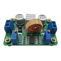 DC-DC step down converter 5-30V to 1.25-26V power Constant Current Voltage Adjustable LED Driver Module