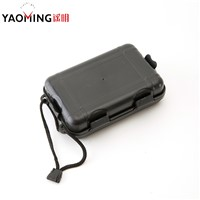 Wholesale Plastic Gift Box High Quality Packing Box Outdoor Led Flashlight Case Pack Equipment