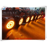 Led christmas lights china outside led par 24x15w rgbwa 5in1 outdoor led par