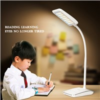 Duration Power Foldable LED Desk Lamps 28 LEDs Rechargeable Table Lamps Office Reading Touch Dimmer Lamps LED Light Table Lamps