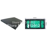 P10 rgb SMD(3in1) full color indoor LED Display screen unit board,32*16pixels,320mm*160mm