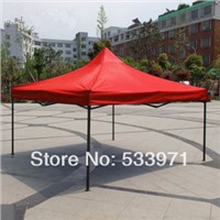 Outdoor Steel Square Tube 3 meters Folding Tents Advertising Exhibition Tents Canopy Gazebo Mobile Garages